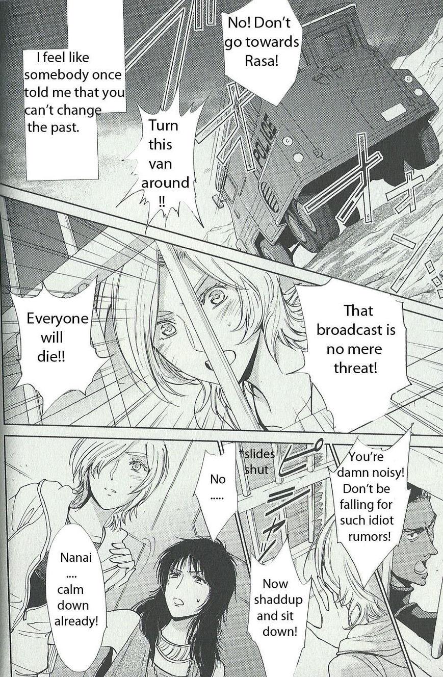 Kidou Senshi Gundam - Gyakushuu no Char - Beyond the Time 6 Page 2