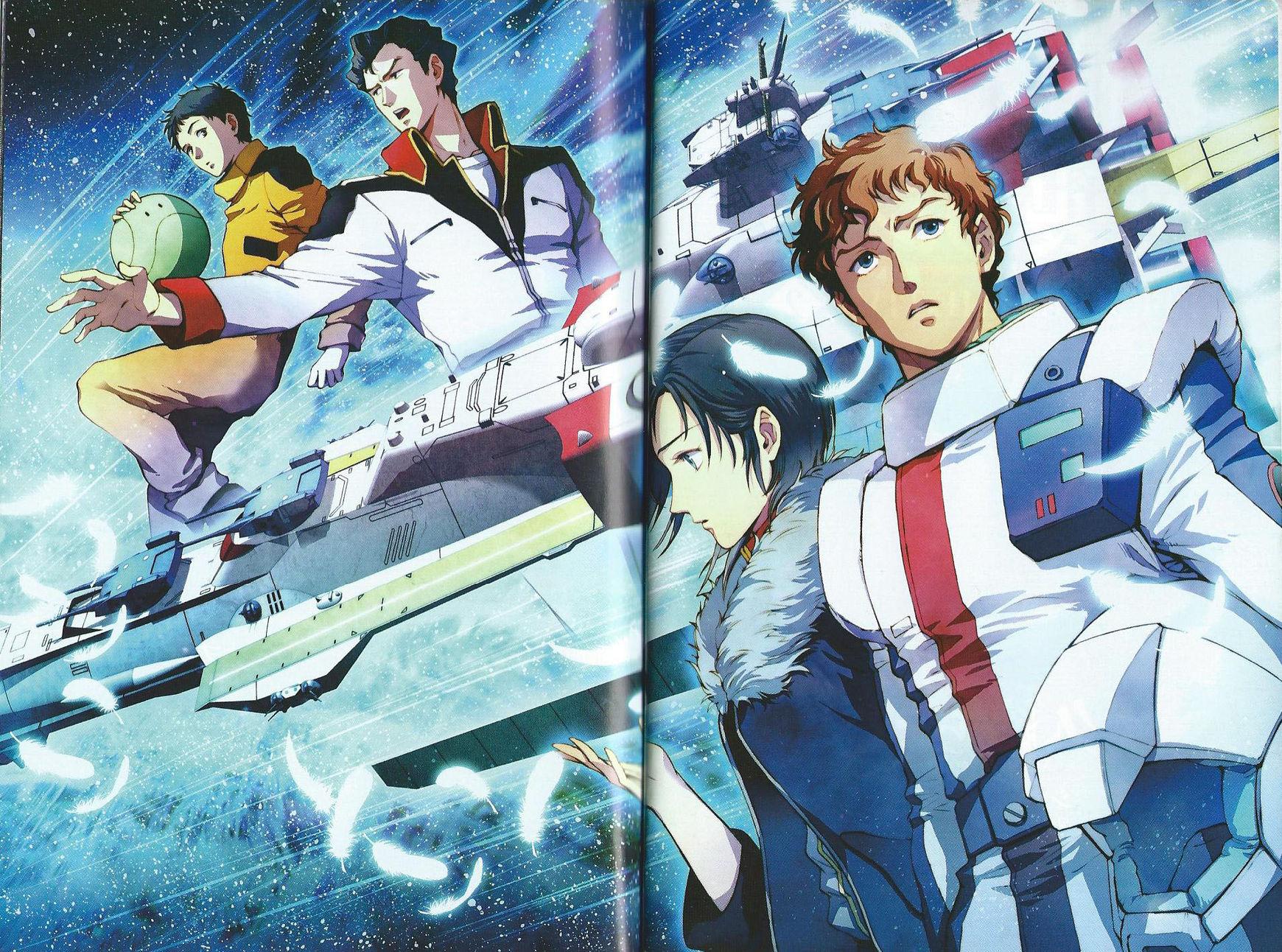 Kidou Senshi Gundam - Gyakushuu no Char - Beyond the Time 7 Page 2