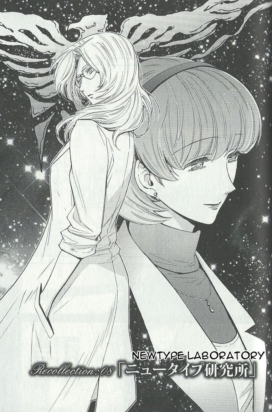 Kidou Senshi Gundam - Gyakushuu no Char - Beyond the Time 8 Page 1