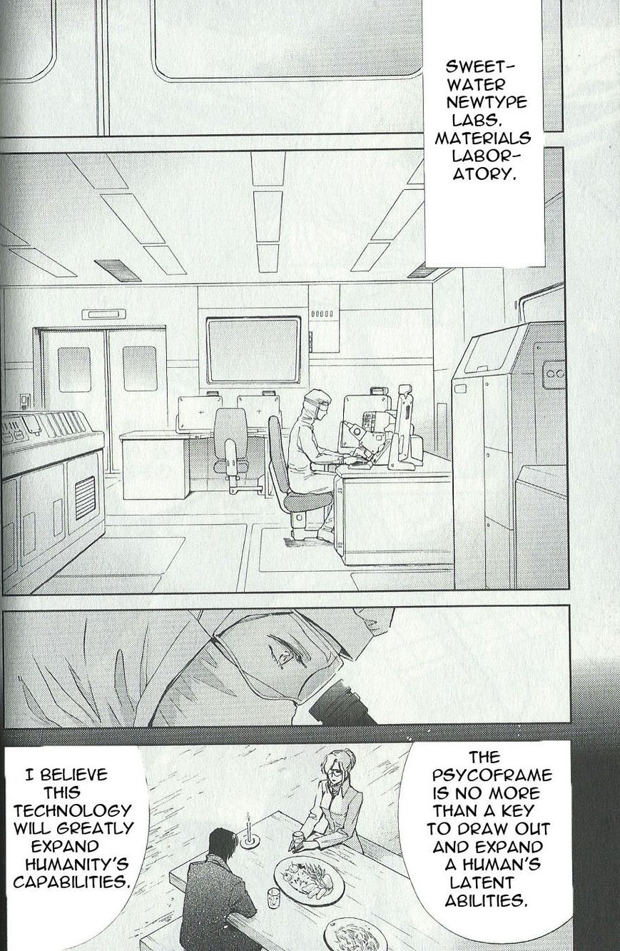 Kidou Senshi Gundam - Gyakushuu no Char - Beyond the Time 8 Page 2