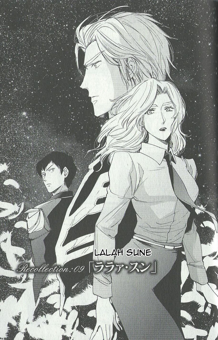 Kidou Senshi Gundam - Gyakushuu no Char - Beyond the Time 9 Page 1