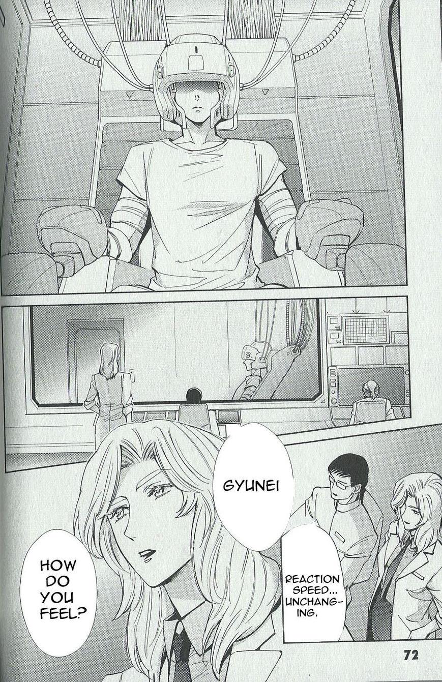 Kidou Senshi Gundam - Gyakushuu no Char - Beyond the Time 9 Page 2