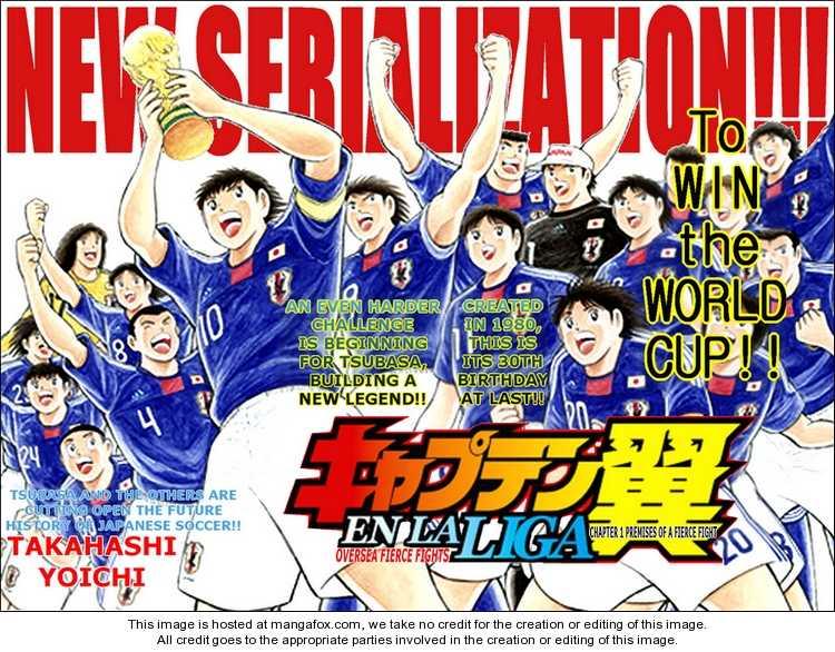 Captain Tsubasa - Kaigai Kekidou-Hen - En La Liga 1 Page 2