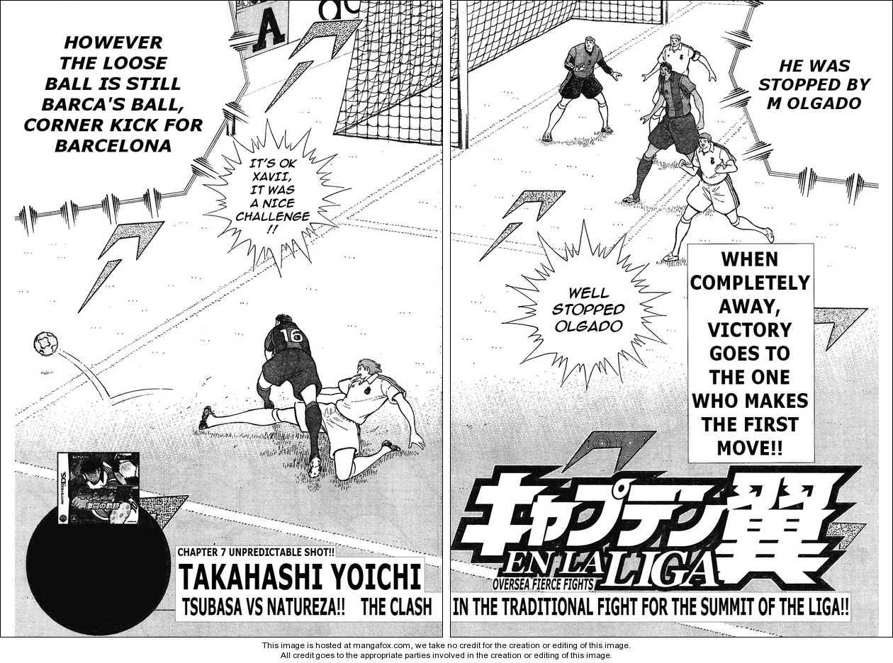 Captain Tsubasa - Kaigai Kekidou-Hen - En La Liga 7 Page 2