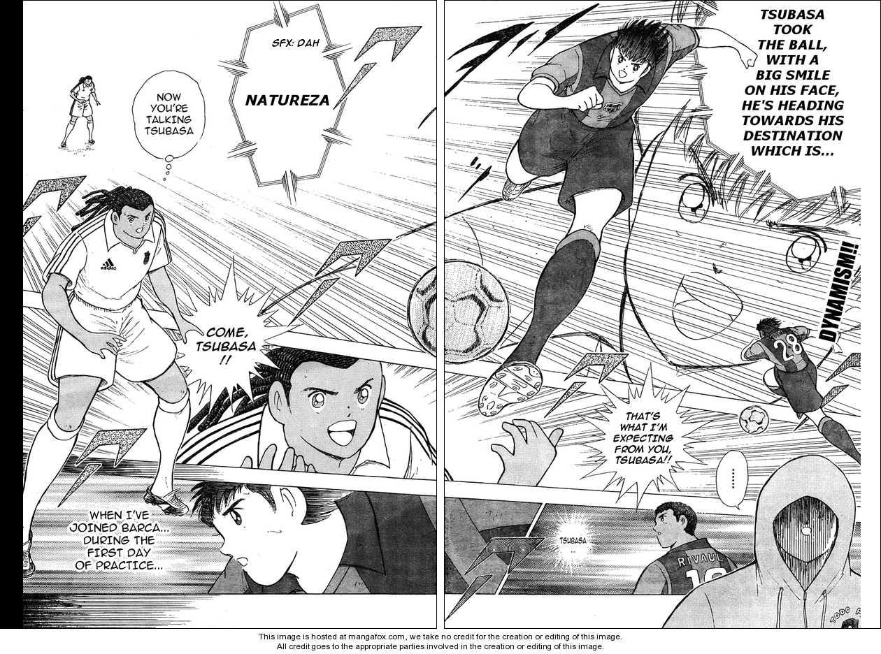 Captain Tsubasa - Kaigai Kekidou-Hen - En La Liga 19 Page 2