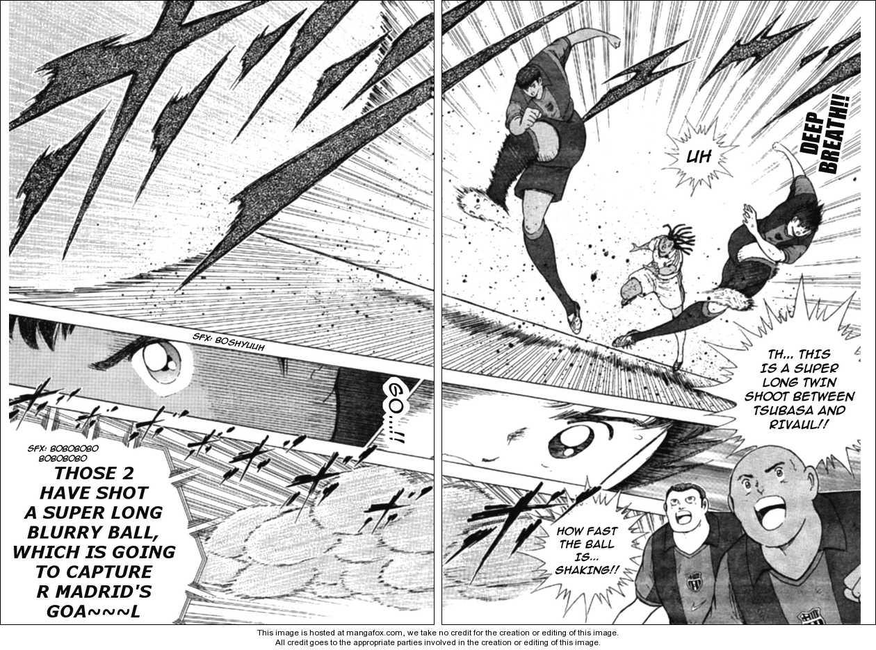 Captain Tsubasa - Kaigai Kekidou-Hen - En La Liga 23 Page 2