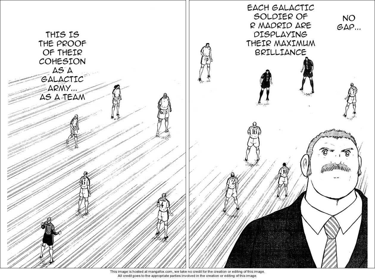 Captain Tsubasa - Kaigai Kekidou-Hen - En La Liga 28 Page 2