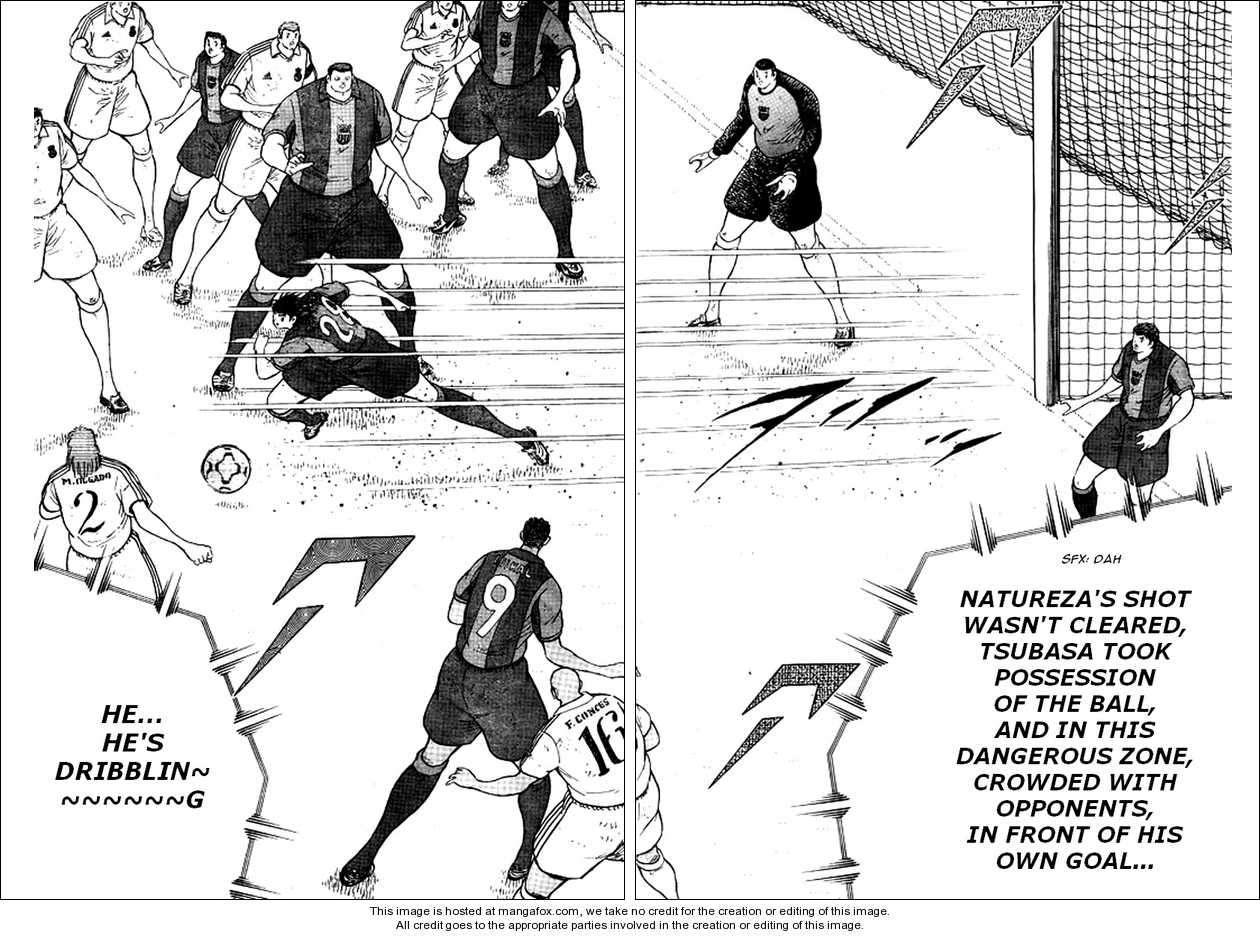 Captain Tsubasa - Kaigai Kekidou-Hen - En La Liga 31 Page 2