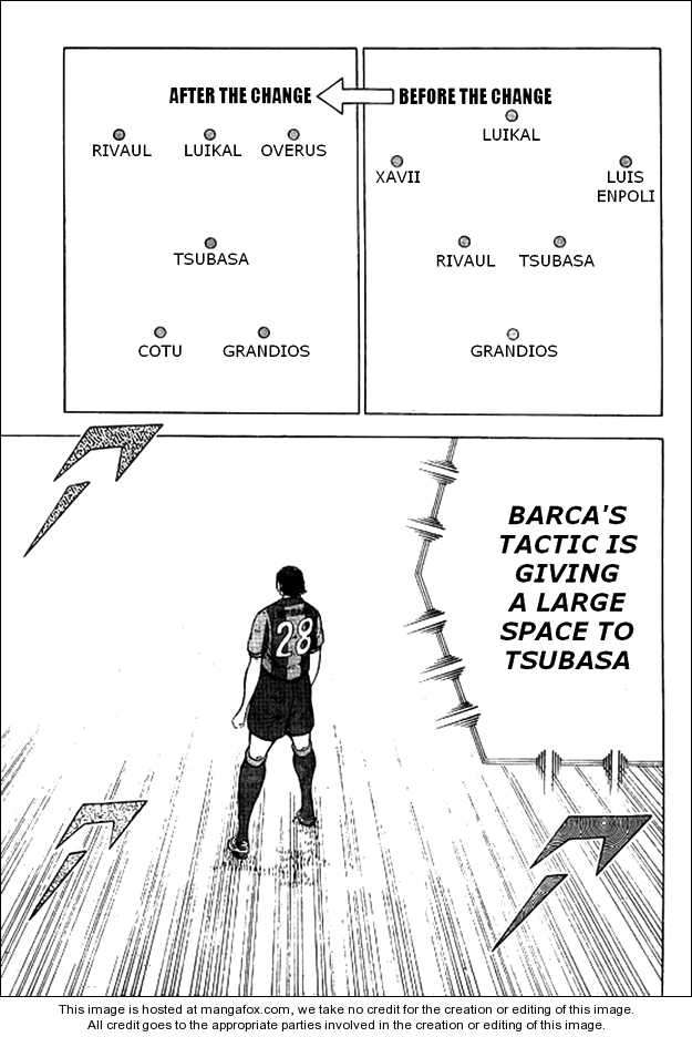 Captain Tsubasa - Kaigai Kekidou-Hen - En La Liga 35 Page 4