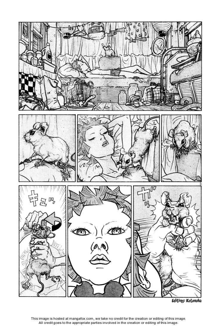 Shoujo Manga 1 Page 3
