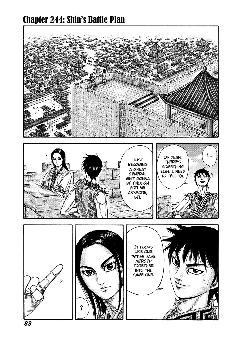 Kingdom 244 Page 1