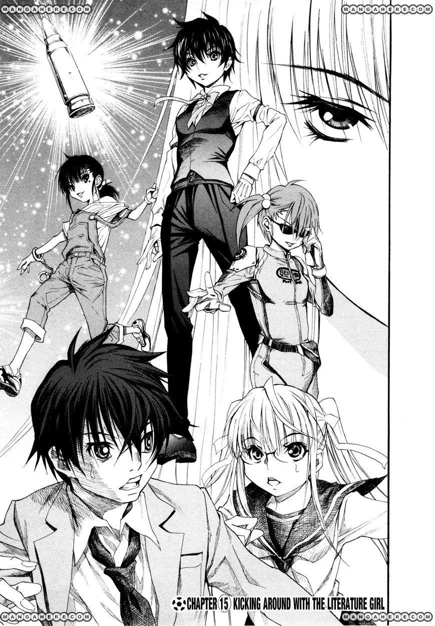 Shuukyuu Shoujo 15 Page 2