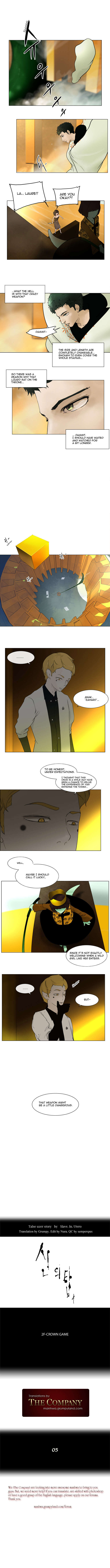 Tower of God 18 Page 1