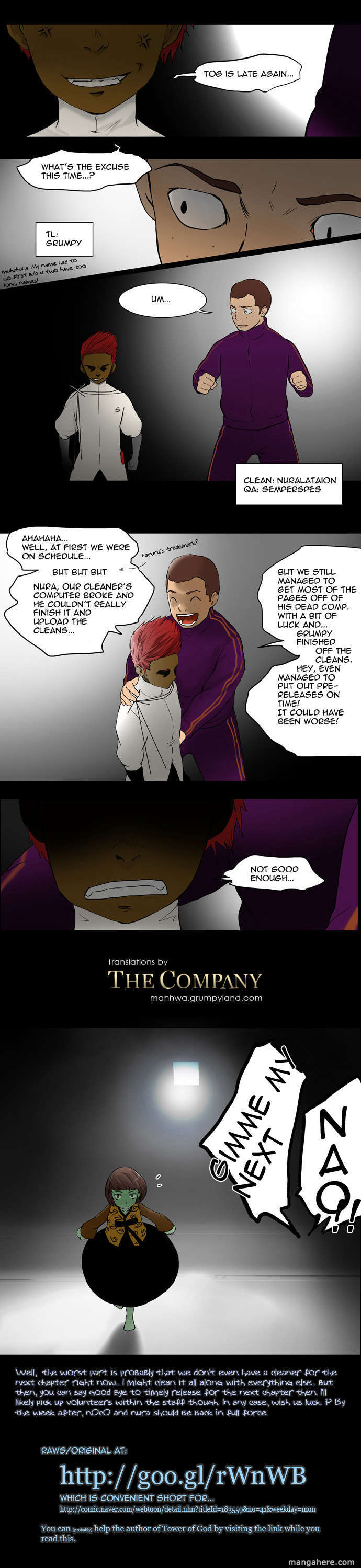Tower of God 40 Page 1