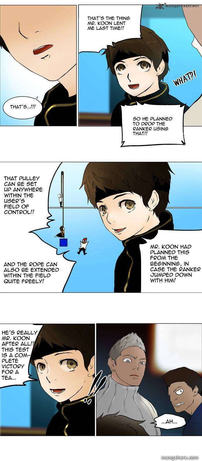 Tower of God 41 Page 3