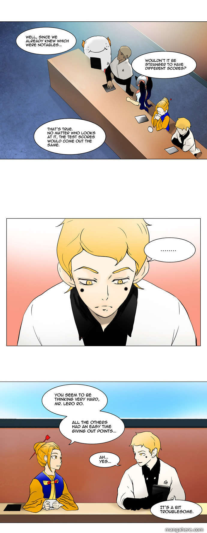 Tower of God 42 Page 4