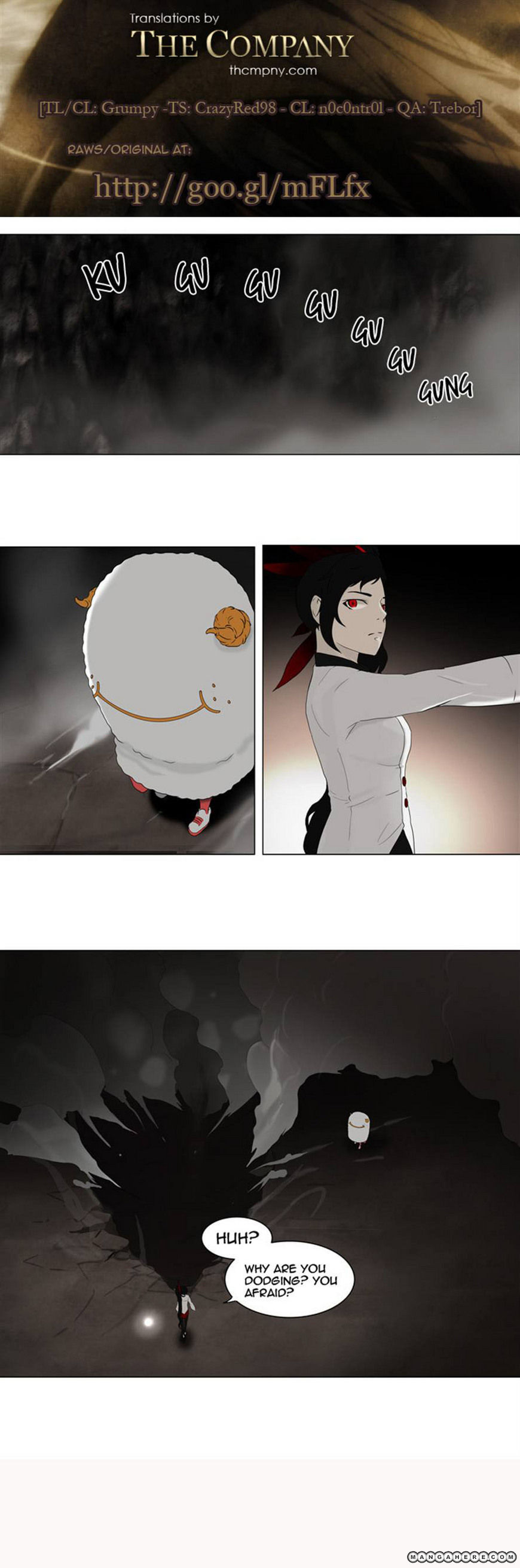 Tower of God 71 Page 1
