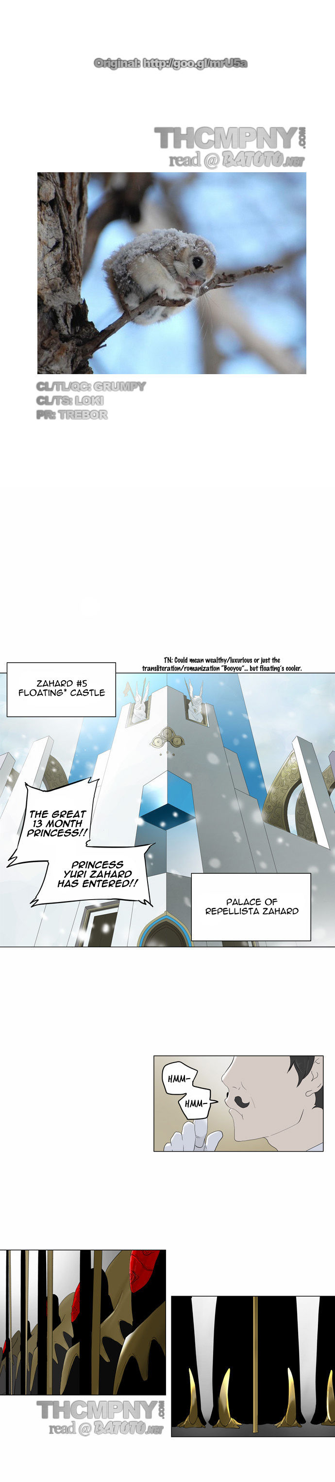 Tower of God 80 Page 1