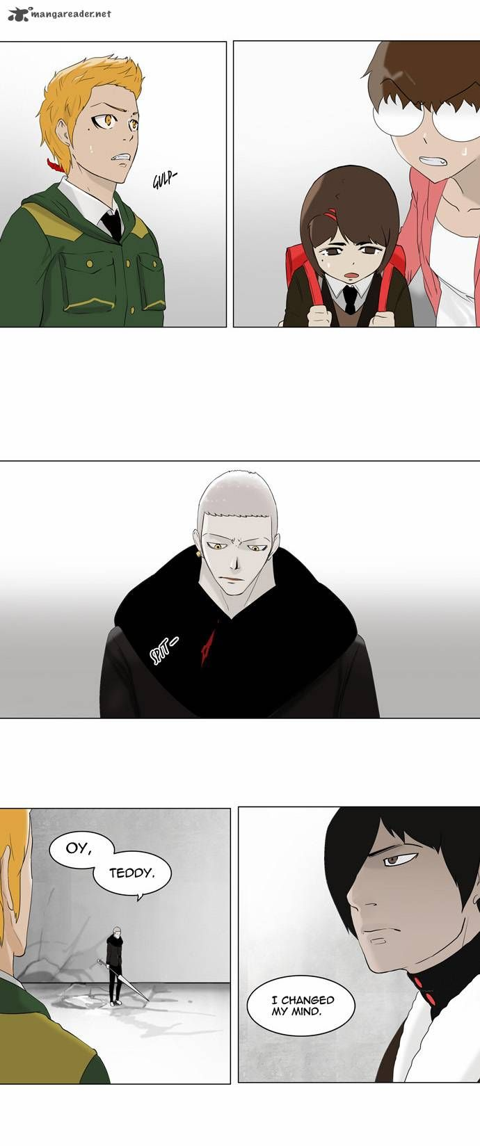 Tower of God 84 Page 1
