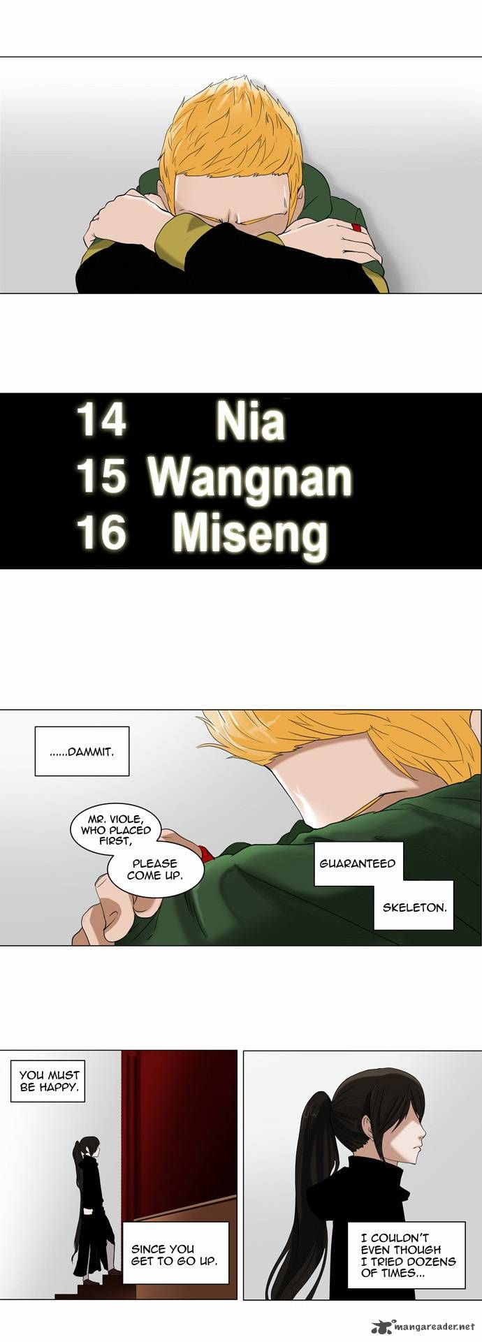Tower of God 88 Page 1