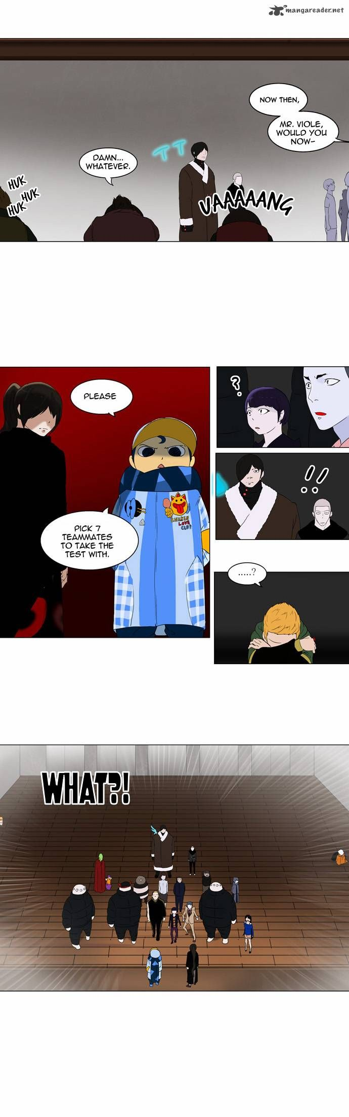 Tower of God 88 Page 3