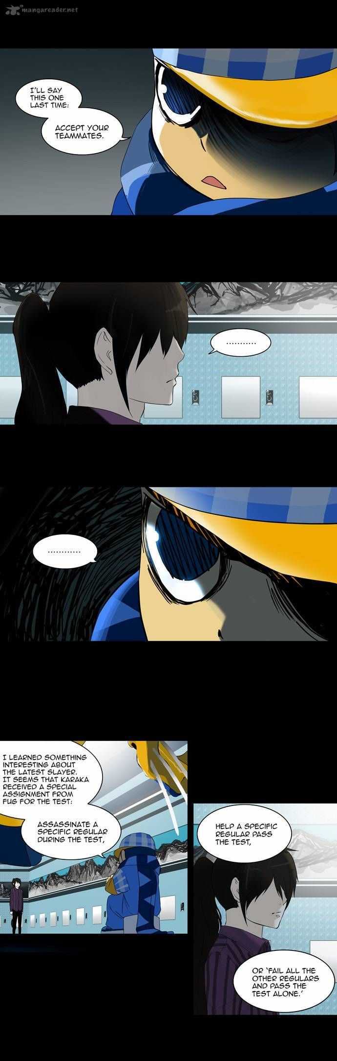 Tower of God 95 Page 1