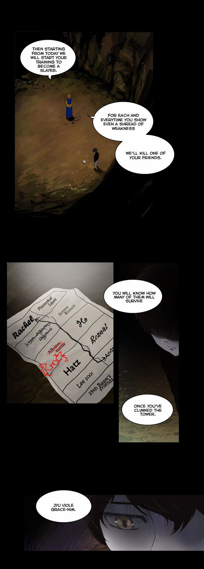 Tower of God 116 Page 1