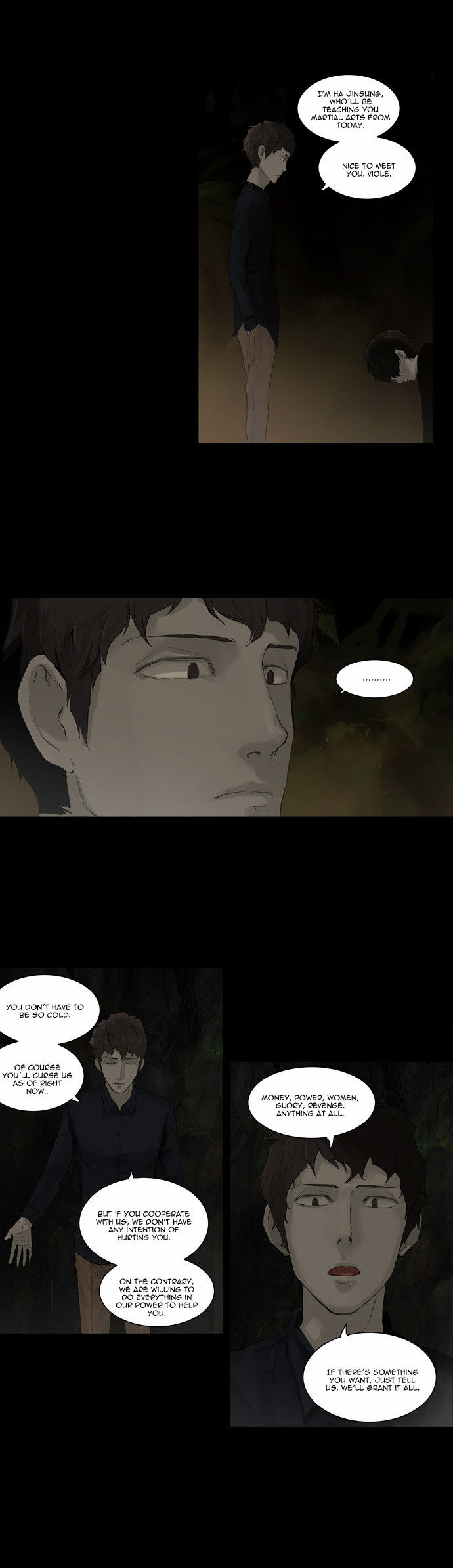 Tower of God 116 Page 3