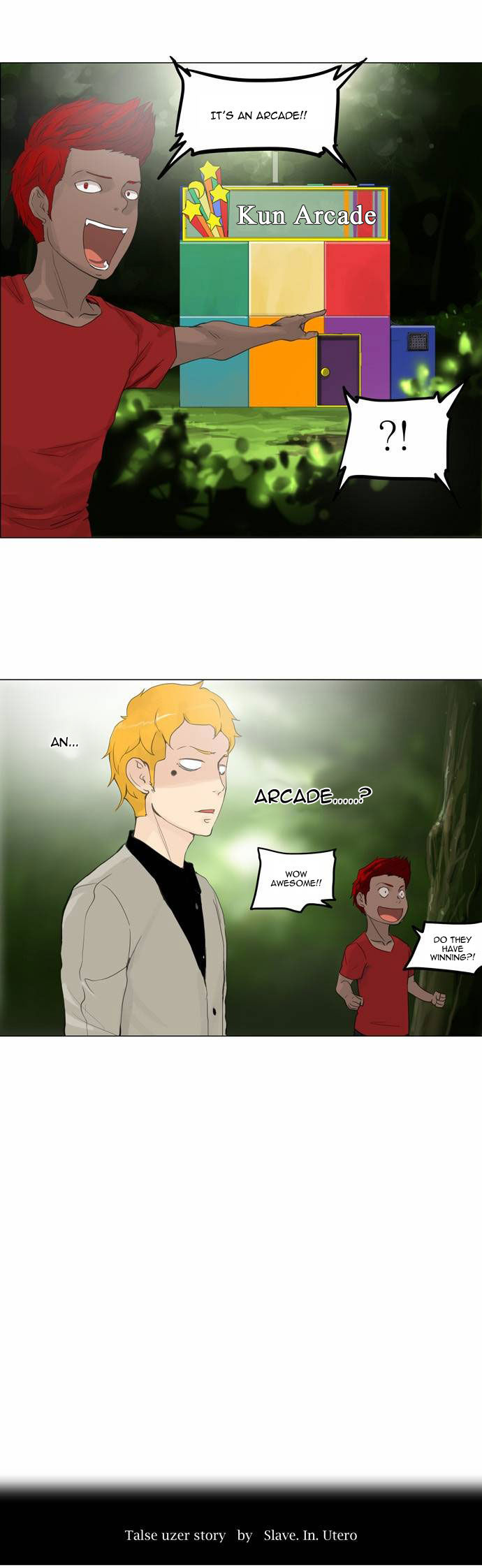 Tower of God 117 Page 3