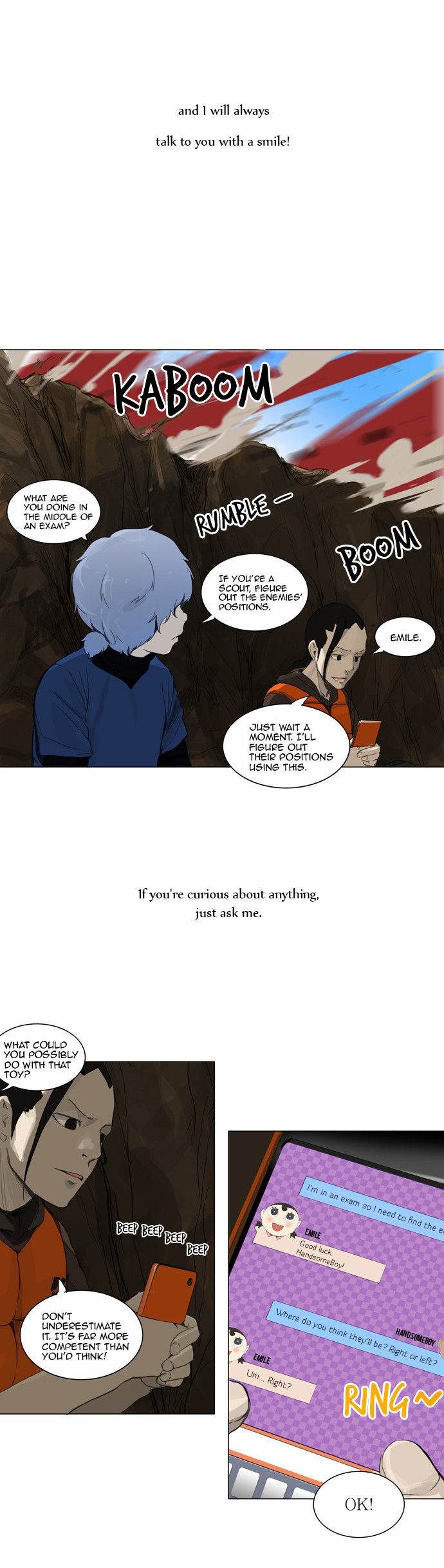 Tower of God 118 Page 3