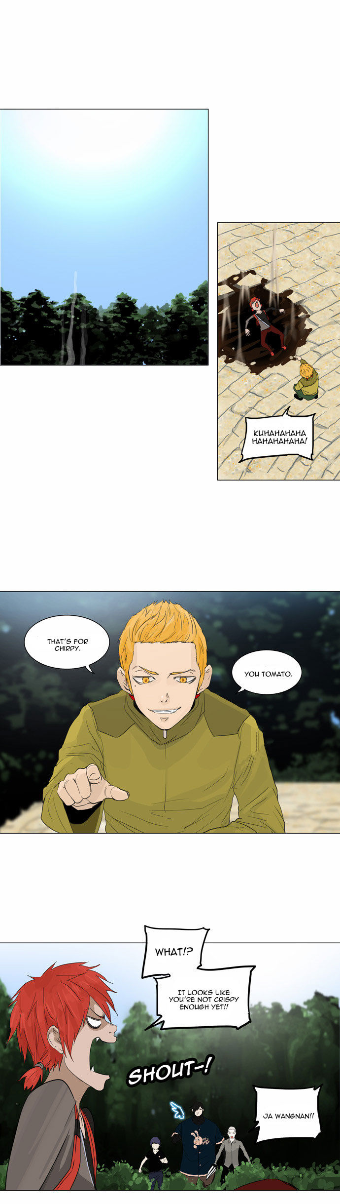 Tower of God 121 Page 1