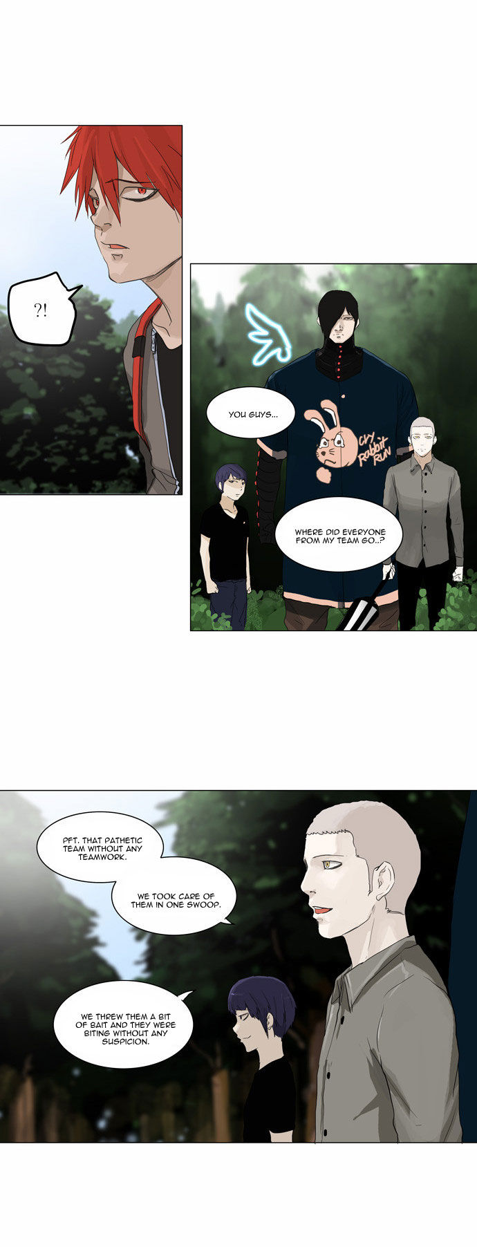 Tower of God 121 Page 2