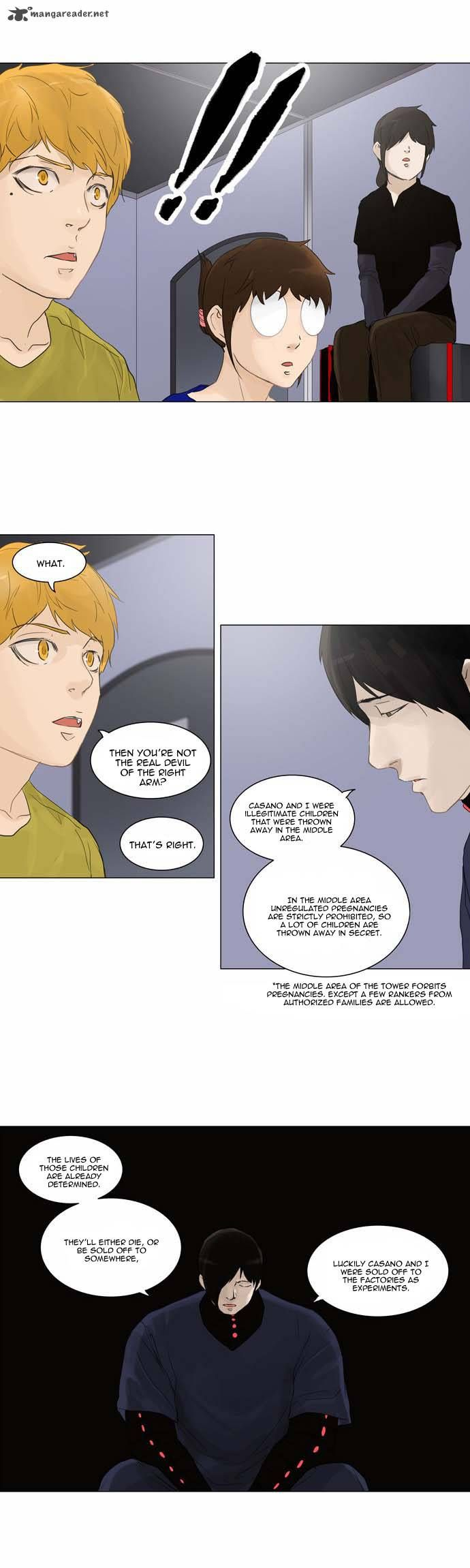 Tower of God 122 Page 3
