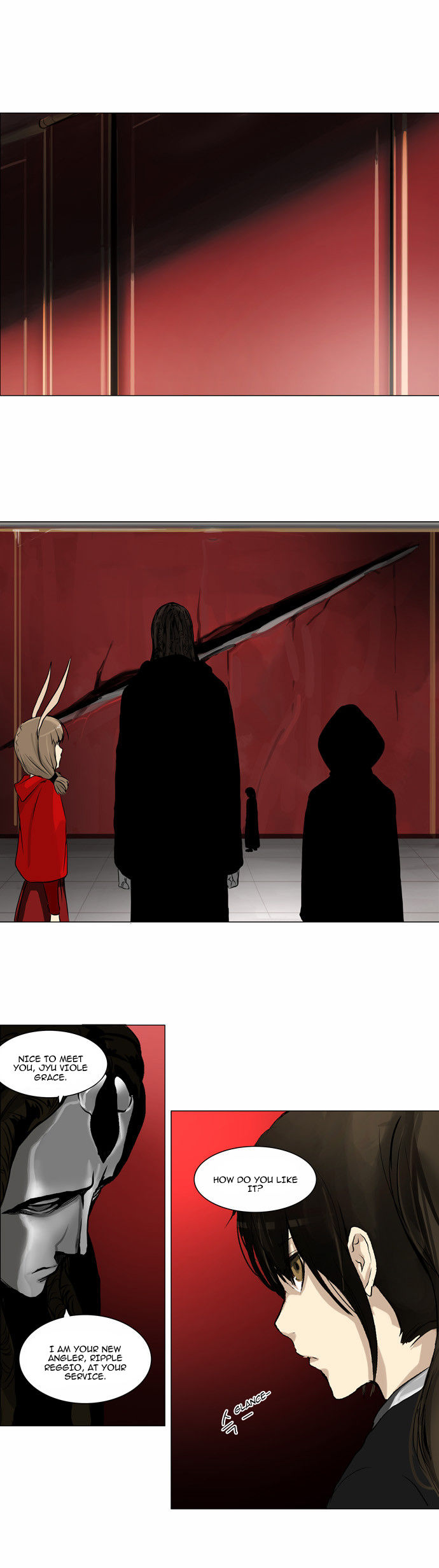 Tower of God 135 Page 1