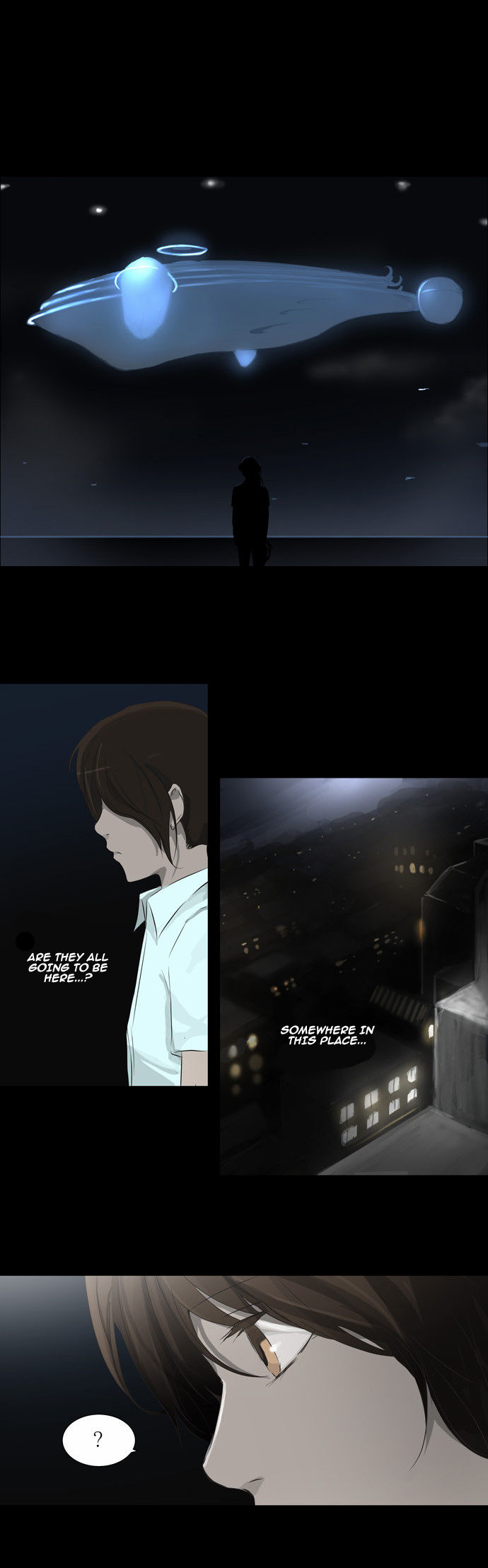 Tower of God 137 Page 1