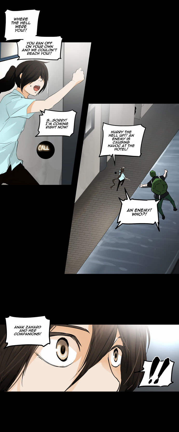 Tower of God 141 Page 2
