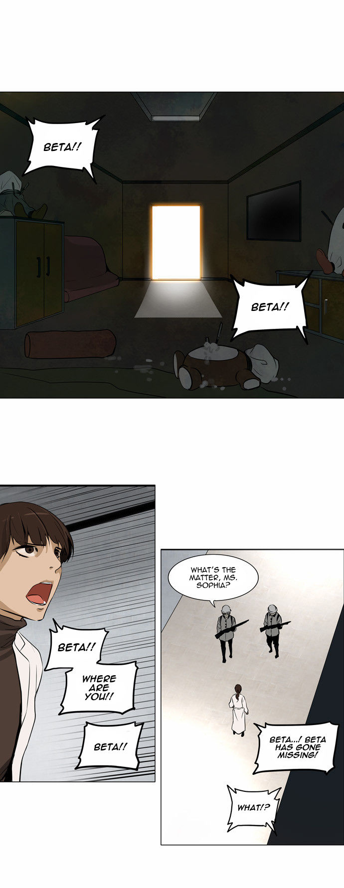 Tower of God 155 Page 1