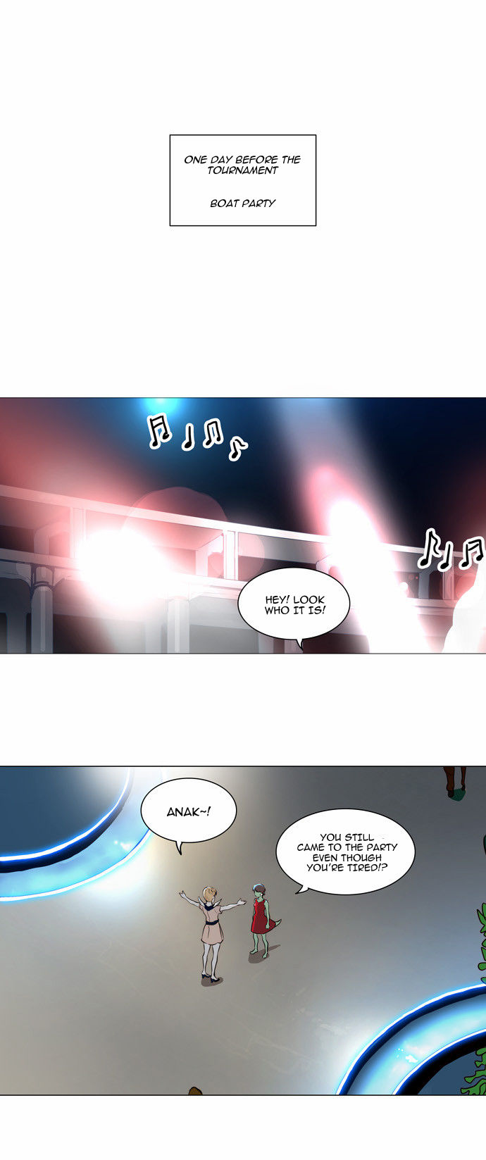 Tower of God 163 Page 1