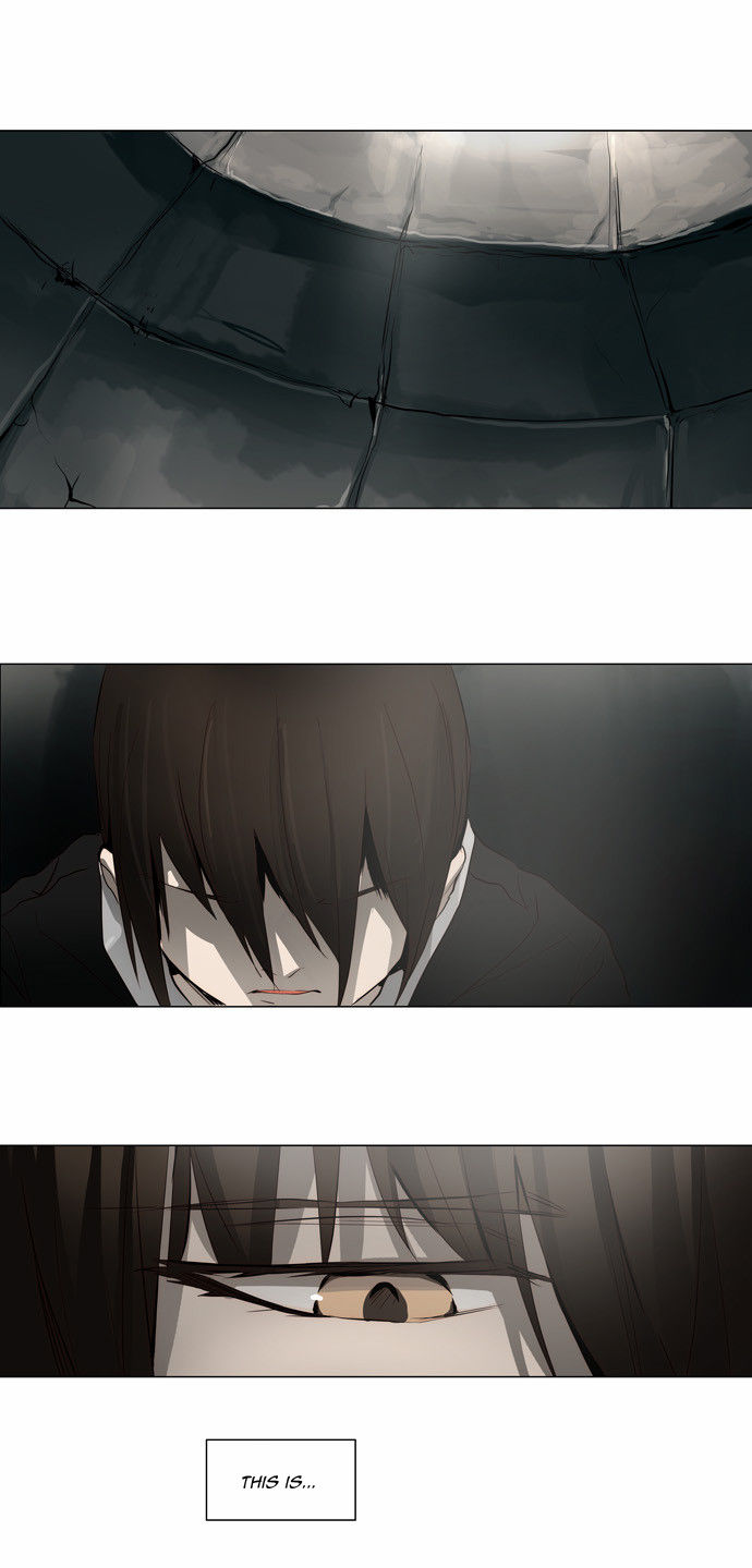 Tower of God 166 Page 1