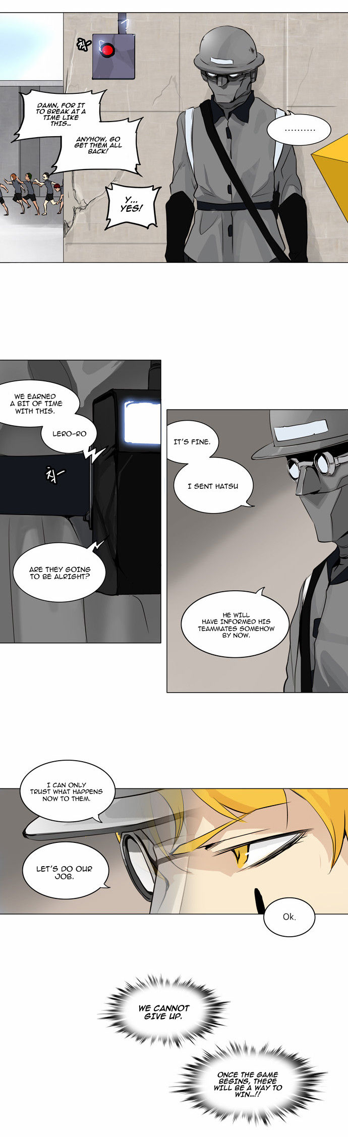 Tower of God 167 Page 2