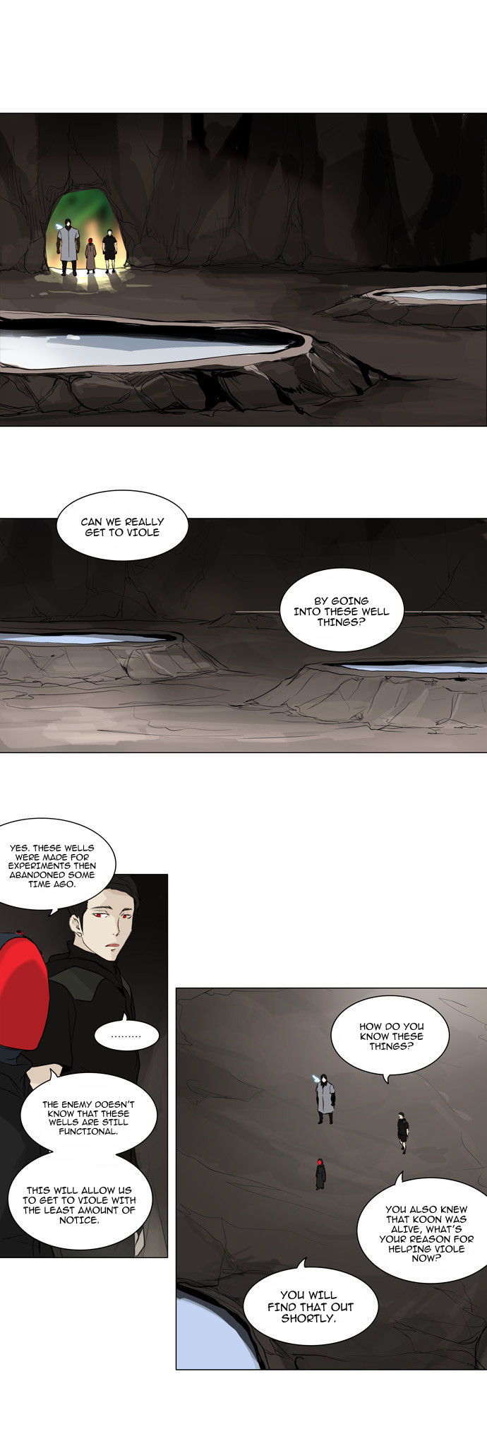 Tower of God 169 Page 1