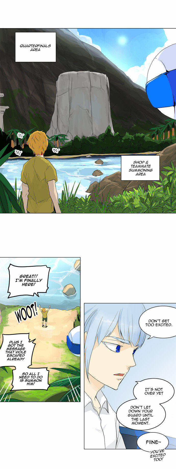 Tower of God 172 Page 1