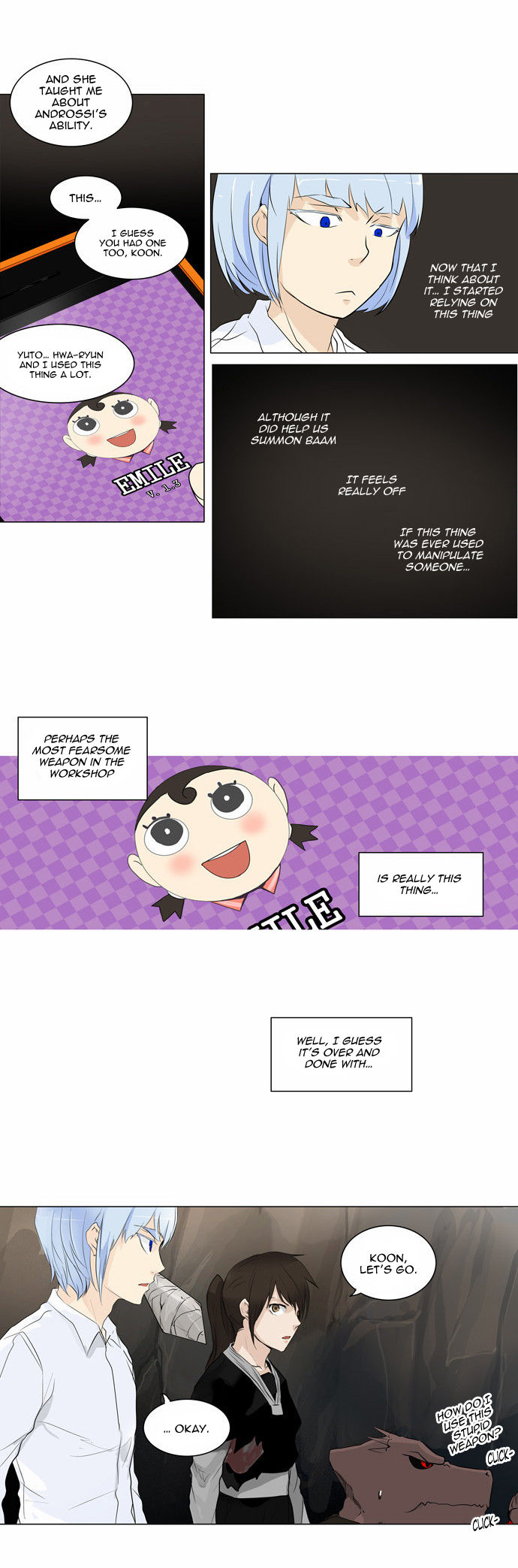 Tower of God 179 Page 2