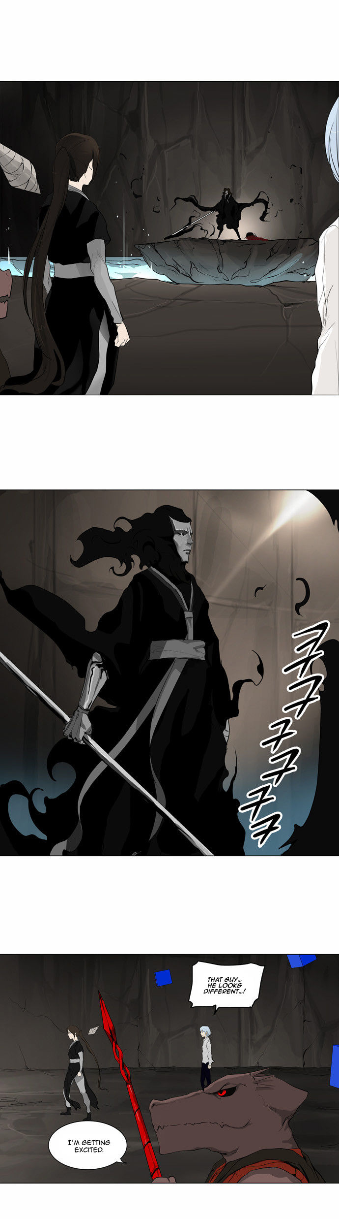 Tower of God 180 Page 1