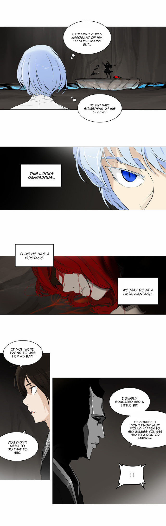 Tower of God 180 Page 2