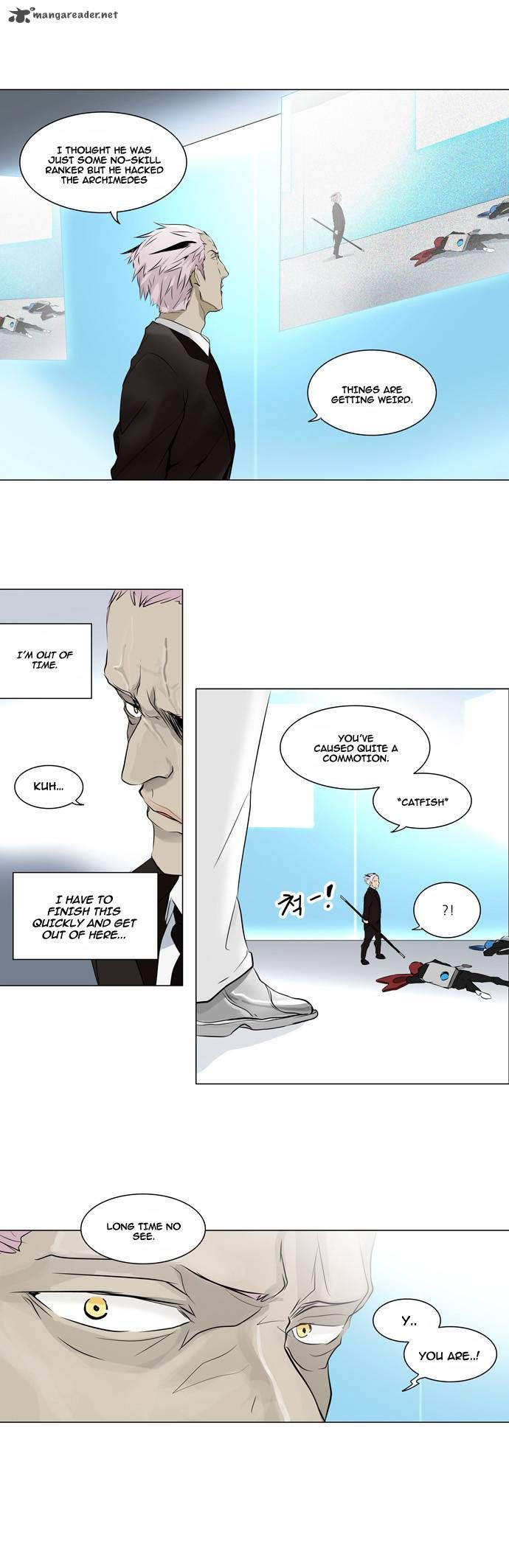 Tower of God 187 Page 1