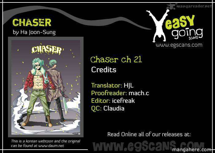 Chaser 21 Page 1