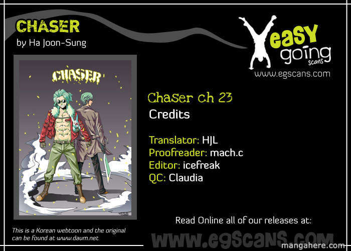 Chaser 23 Page 1