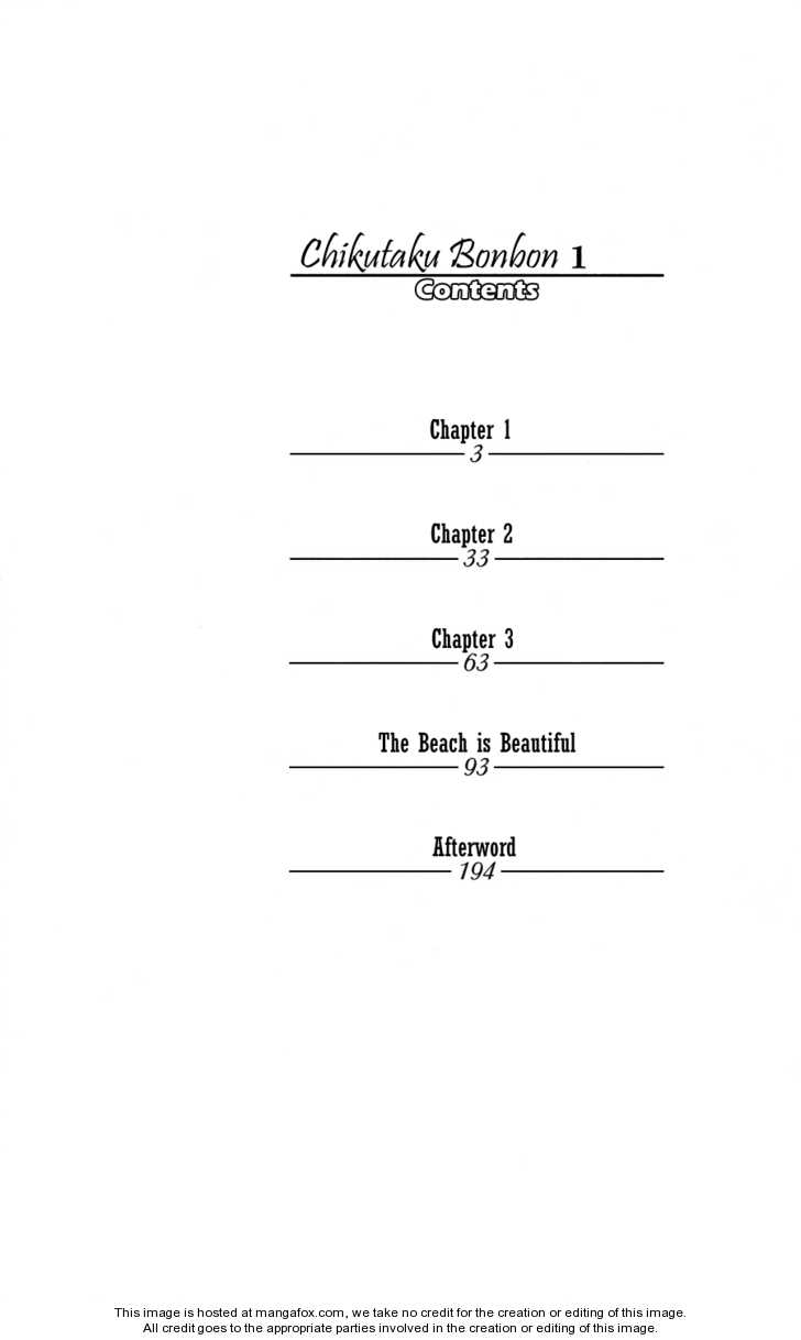 Chikutaku Bonbon 1 Page 4