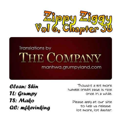 Zippy Ziggy 38 Page 1